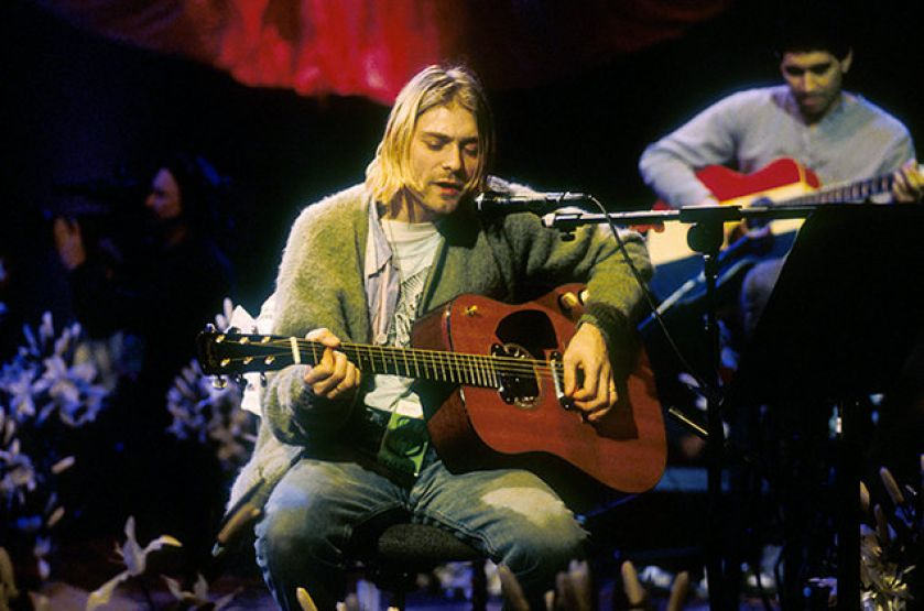Nirvana – The man who sold the world (MTV Unplugged)