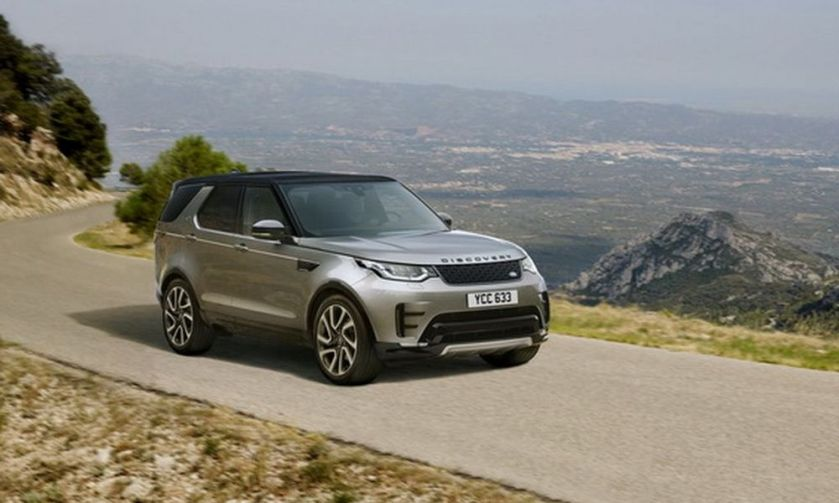 Land Rover Discovery - Landmark Edition