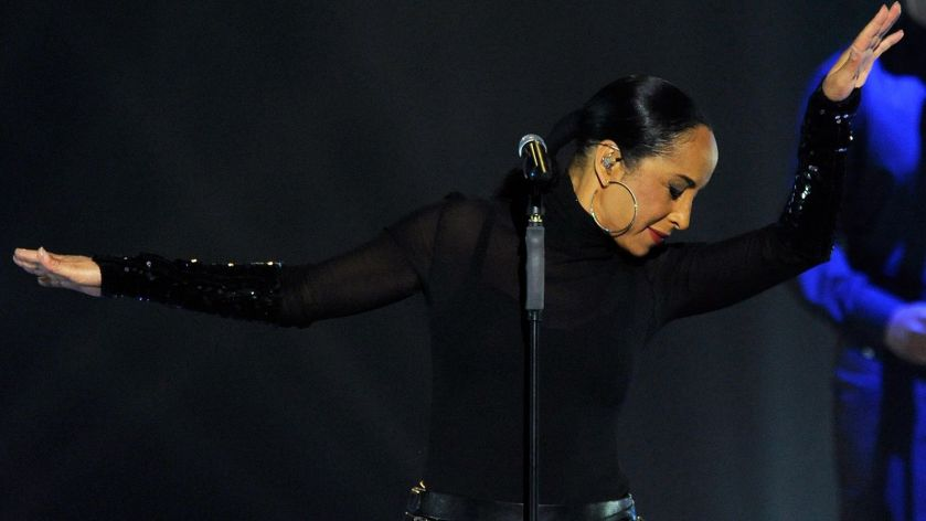 Sade - A Wrinkle in Time